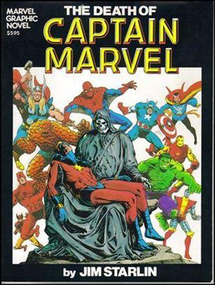 Marvel Graphic Novel 1-B
