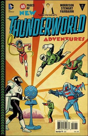 Multiversity: Thunderworld 1-C