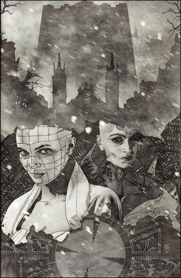 Clive Barker's Hellraiser (2011) 15-C by Boom! Studios
