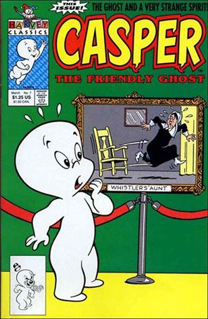 Casper the Friendly Ghost (1991) 7-A