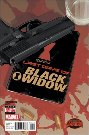 Black Widow (2014) 19-A