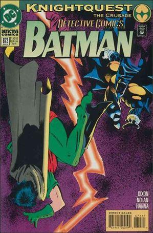 Detective Comics (1937) 672-A
