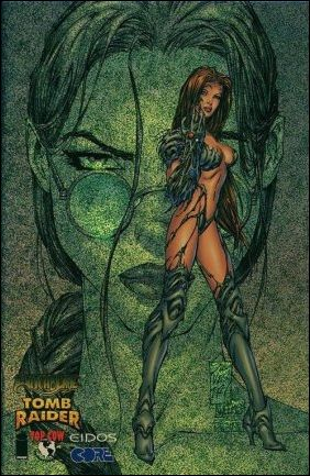 Witchblade/Tomb Raider 1-E by Top Cow