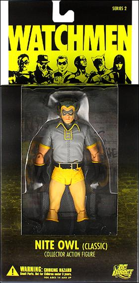Watchmen (Series 2) Nite Owl (Classic) by DC Direct