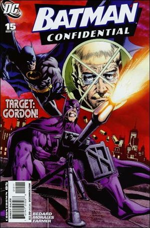 Batman Confidential 15-A