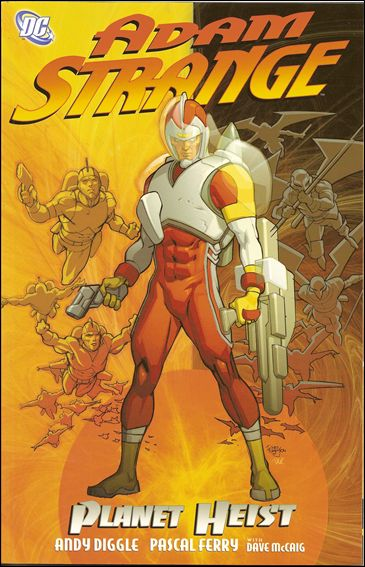 Adam Strange: Planet Heist nn-A by DC