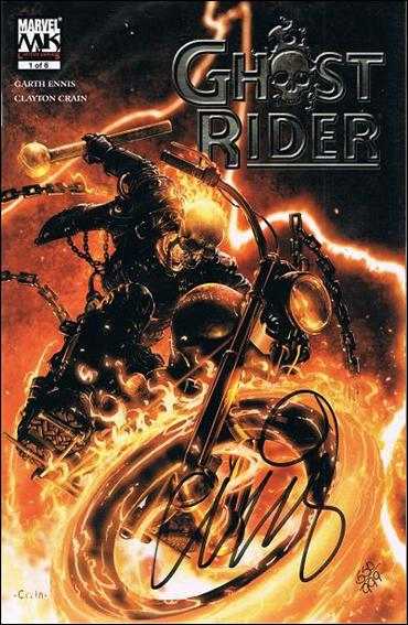 Ghost Rider (2005) 1-F by Marvel