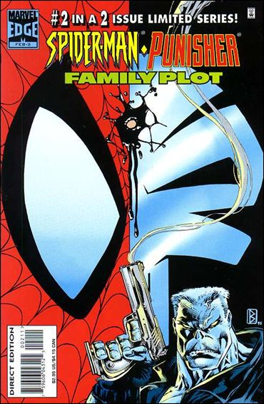 Spider-Man/Punisher: Family Plot 2-A by Marvel