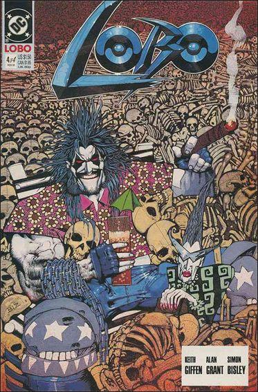 Lobo (1990) 4-A by DC
