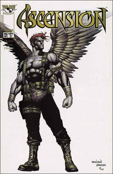 Ascension 15-A by Top Cow