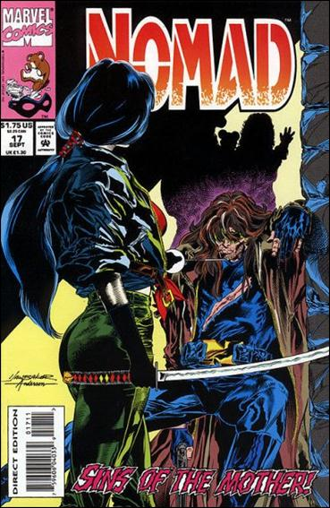 Nomad (1992) 17-A by Marvel