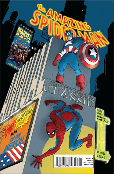 Amazing Spider-Man Annual 37-A by Marvel