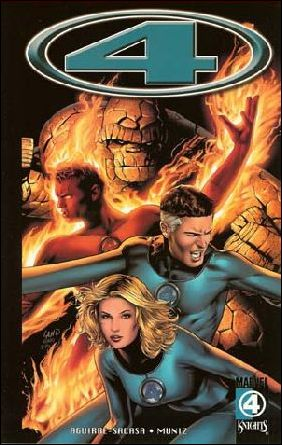 Marvel Knights 4 3-A by Marvel