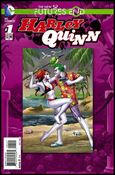 Harley Quinn: Futures End 1-B
