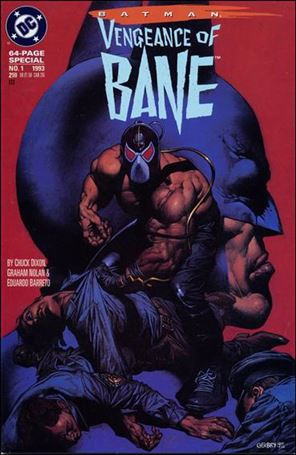 Batman: Vengeance of Bane 1-C