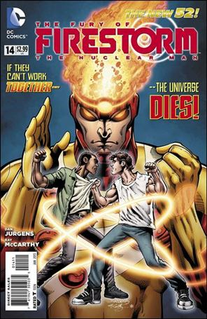 Fury of Firestorm: The Nuclear Man 14-A