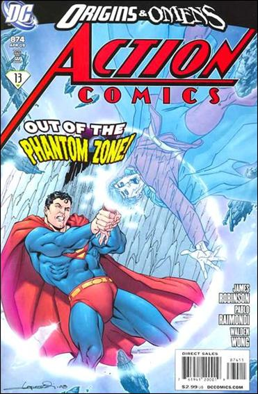 Action Comics (1938) 874-A by DC