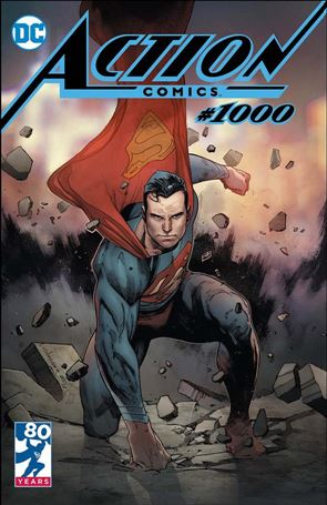 Action Comics (1938) 1000-KL