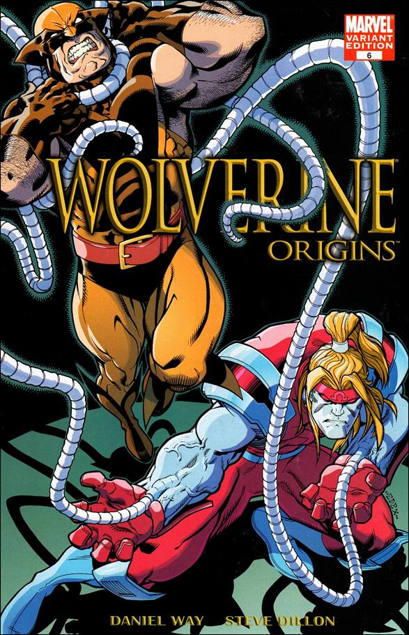 Wolverine: Origins 6-B by Marvel