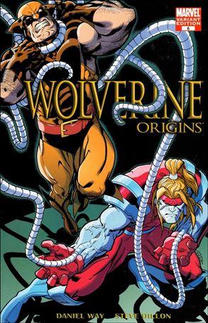 Wolverine: Origins 6-B