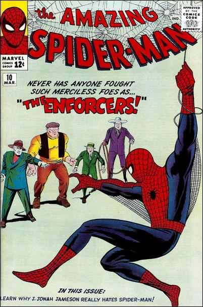 Amazing Spider-Man (1963) 10-A by Marvel