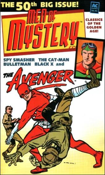 Men of Mystery 50-A by AC