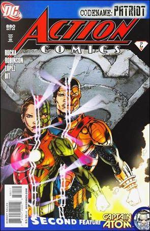 Action Comics (1938) 880-A