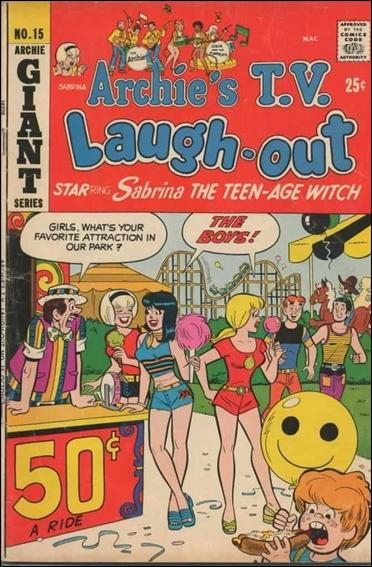 Archie's TV Laugh-Out 15-A by Archie