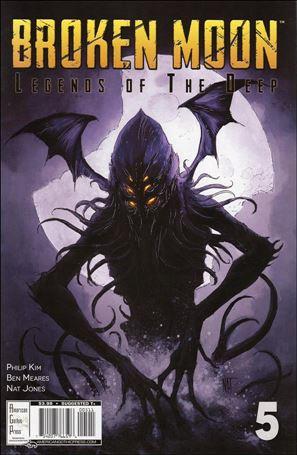 Broken Moon:  Legends Of The Deep 5-A