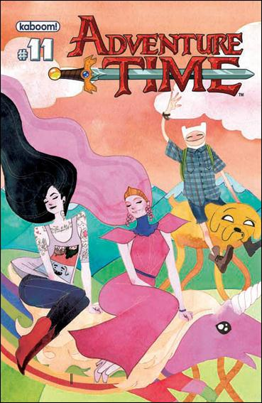 Adventure Time 11-B by Kaboom!