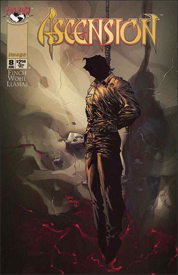 Ascension 8-A by Top Cow