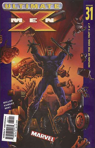 Ultimate X-Men (2000) 31-A by Marvel