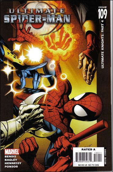 Ultimate Spider-Man (2000) 109-A by Marvel