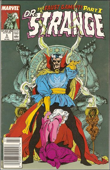 Doctor Strange, Sorcerer Supreme 5-A by Marvel