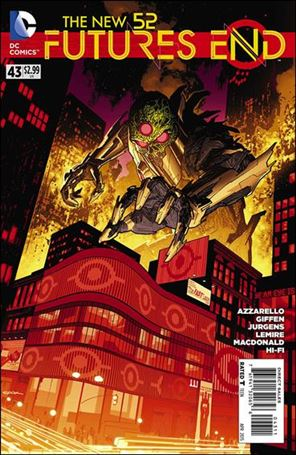 New 52: Futures End  43-A