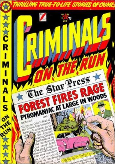 Criminals on the Run (1949) 10-A by Premium