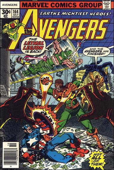 Avengers (1963) 164-A by Marvel