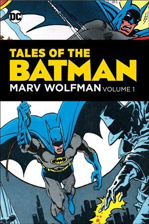 Tales of the Batman: Marv Wolfman 1-A