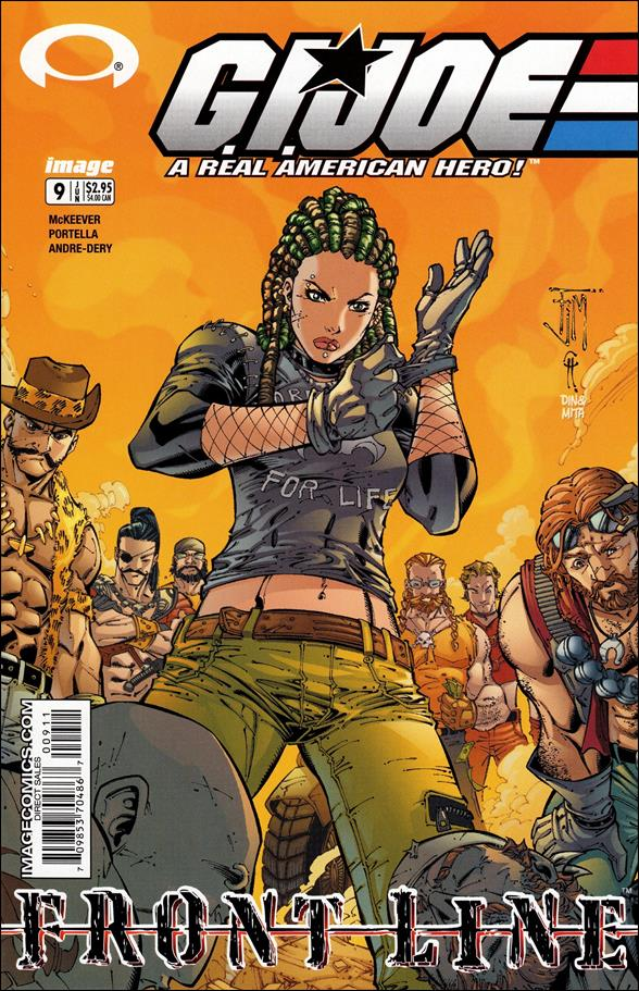 G.I. Joe: Frontline 9-A by Image