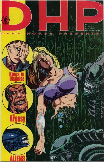 Dark Horse Presents (1986) 42-A by Dark Horse