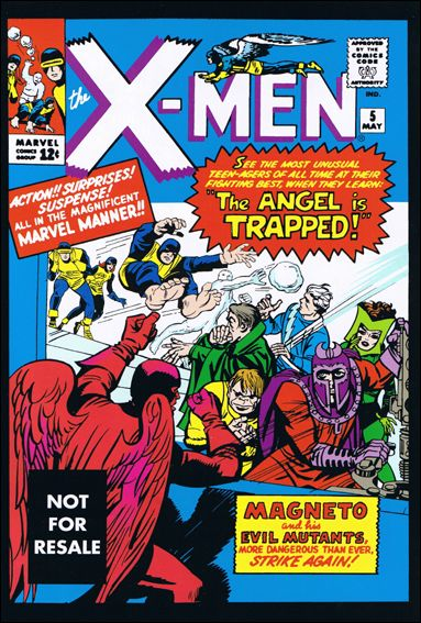 X-Men (1963) 5-B by Marvel