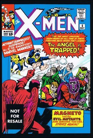 X-Men (1963) 5-B