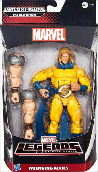 Marvel Legends Infinite: Avengers (Allfather Series)  Avenging Allies (Sentry) by Hasbro