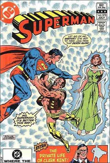 Superman (1939) 373-A by DC
