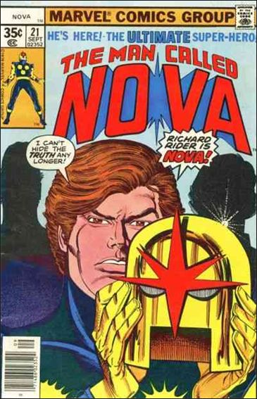 Nova (1976) 21-A by Marvel