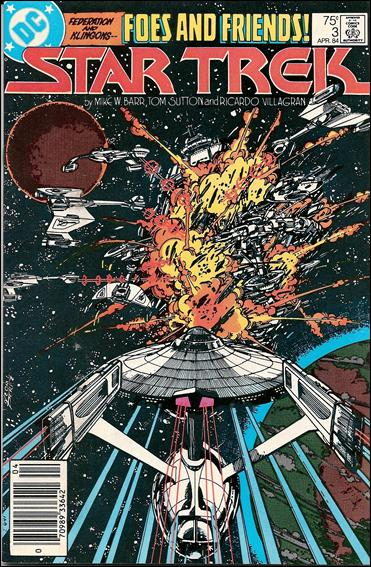 Star Trek (1984) 3-Z-INVALID by DC