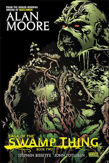 Saga of the Swamp Thing 2-A by Vertigo