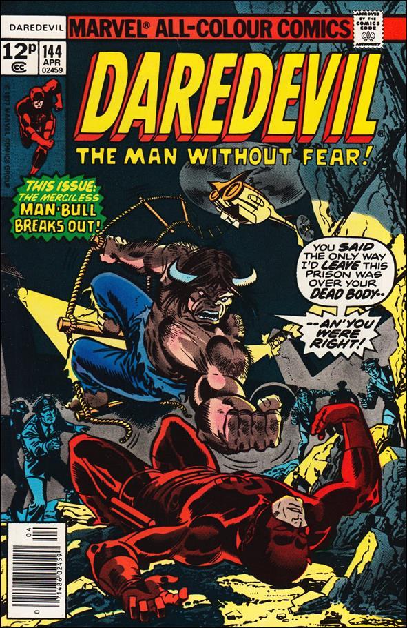 Daredevil (1964) 144-B by Marvel