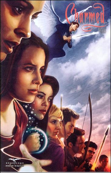 Charmed (2010) 24-A by Zenescope Entertainment