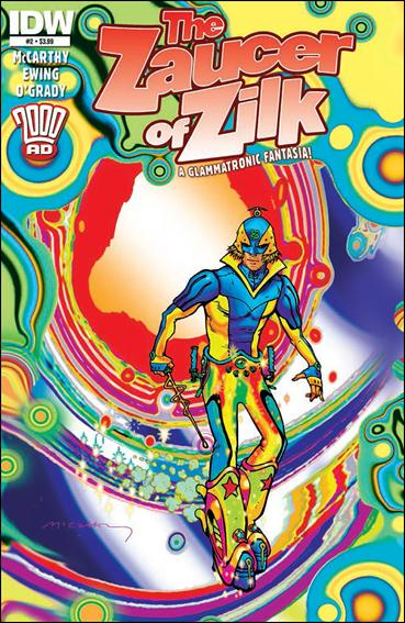 Zaucer of Zilk 2-A by IDW